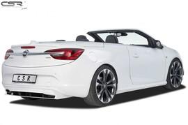 Opel Cascada 13- Накладка на задний бампер