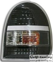 Opel Corsa B 93-01 Фонари светодиодные, черные
