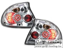 Opel Tigra 94-00 Фонари светодиодные, хром