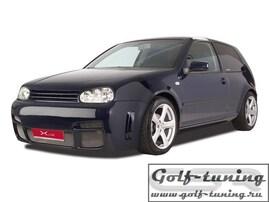VW Golf 4  Бампер передний X-Line design
