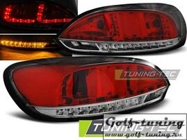 VW Scirocco 08-14 Фонари светодиодные, красно-белые