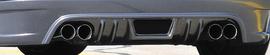 VW Touran 1T 03-06 Глушитель FOX 4x76mm Typ 10