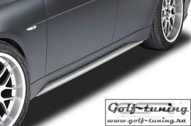 BMW  E65 01-05 Накладки на пороги