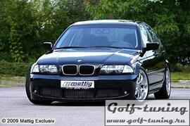 BMW E46 Передний бампер