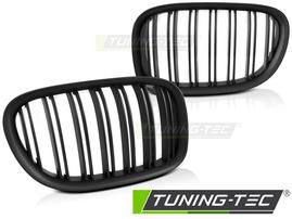 BMW F01 09-12 Решетки радиатора (ноздри) матовые