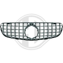 Mercedes X253 GLC 16- Решетка радиатора GT-R Look