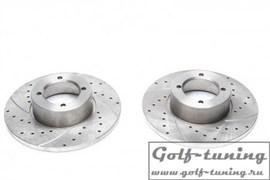 Lotus Esprit/Opel Комплект спортивных тормозных дисков