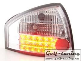 Audi A6 4B 97-04 Седан Фонари светодиодные, хром