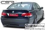 BMW 7er E65/E66 06-08 Накладка на задний бампер
