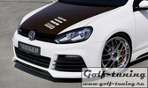 VW Golf 6 Передний бампер R-Look 00059529