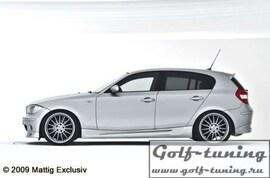 BMW E87 04-07 Пороги