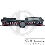 VW Golf 6 Решетка радиатора в стиле GTI