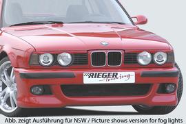 BMW E34 Передний бампер E39 Look