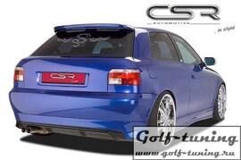 Audi A3 8L 96-03 Накладка на задний бампер XX-Line design