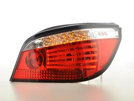 BMW 5er E60 Седан 08-09 Фонари светодиодные красные