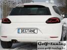 VW Scirocco 08-14 Фонари светодиодные, тонированные с светодиодным поворотником