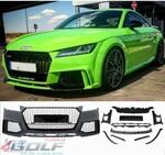 Audi TT 14- Бампер передний RS