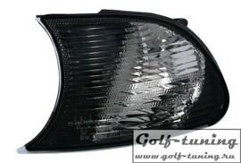 BMW E46 99-01 Купе/Кабрио Поворотники черные