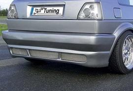 VW Golf 2 Бампер задний Rs