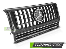 Mercedes W463 90-12 Решетка радиатора в стиле W464 G63 глянцевая