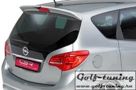 Opel Meriva B 10- Спойлер на крышку багажника