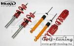 Audi A3(8V)/Seat Leon(5F)/Skoda Octavia(5E)/VW Golf 7 Винтовая подвеска V-Maxx c регулировкой по жесткости и высоте