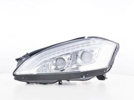 Mercedes-Benz S-Klasse (221) 05-09 Фары с LED габаритами хром