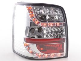 VW Passat (B5/3BG) Универсал 01-02 Фонари светодиодные хром
