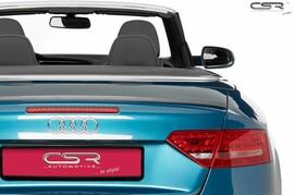 Audi A4 B8 07-15 Спойлер на крышку багажника Carbon-Look