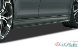 Opel Astra F Накладки на пороги Edition