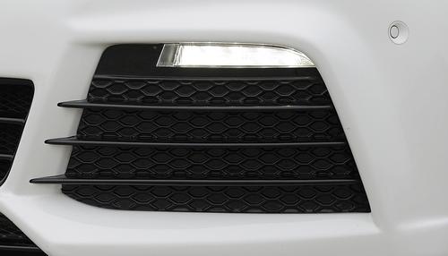 Решетки боковые для переднего бампера Rieger 51529, 51530, 51531, 51532, 51533, 51534