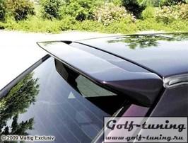 VW Golf 2 Спойлер на крышку багажника