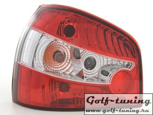 Audi A3 8L 96-03 Фонари красно-белые