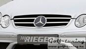 Mercedes W209 Решетка радиатора