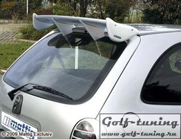 Opel Corsa B 3Дв Спойлер на крышку багажника 7064631090