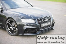"Audi A5 / S5 B8 / B81 07-11 Купе / Кабрио / Sportback Эмблема на решетку радиатора ""RS5"""