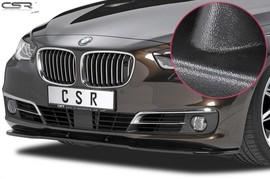 BMW 5er GT F07 09- Накладка на передний бампер черная