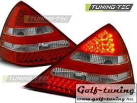 Mercedes R170 SLK 96-04 Фонари светодиодные, красно-белые