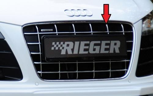 Audi R8 07- Решетка радиатора V10
