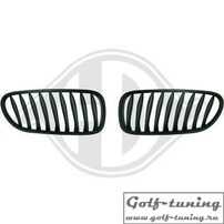 BMW Z4 03-09 Решетки радиатора (ноздри) матовые