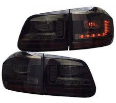 VW Tiguan 11-16 Фонари светодиодные, тонированные R-Look