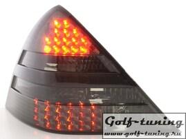 Mercedes SLK R170 96-04 Фонари светодиодные, тонированные