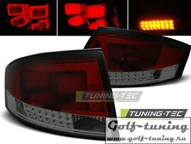 Audi TT 8N 99-06 Фонари светодиодные, красно-тонированные с светодиодным поворотником