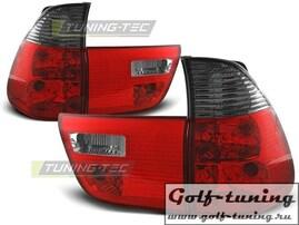 BMW X5 99-03 Фонари красно-тонированные