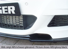 BMW F30/F31 Седан/Универсал 11-15/15- LCI Накладка на передний бампер/сплиттер