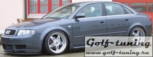 Audi A4 8E B6/B7 Накладки на пороги