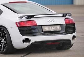 Audi R8 Задний бампер