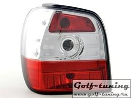 VW Polo 6N 94-99 Фонари красно-белые