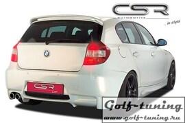 BMW E81/E87 04- Бампер задний O-Line design