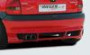 Opel Corsa B 3/5Дв 93-96 Накладка на задний бампер